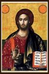 Christ Pantocrator- Cemetery iconostasis